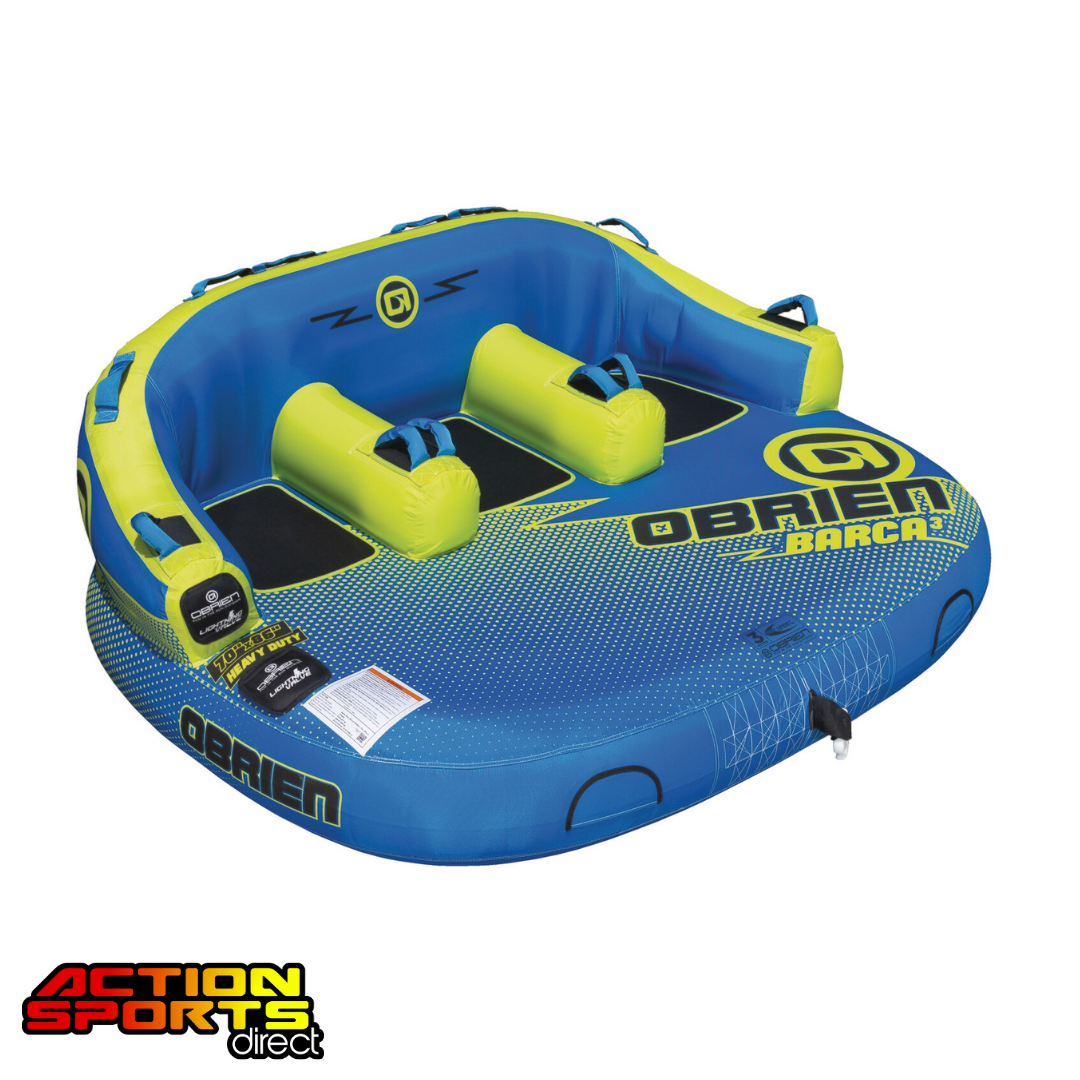 Obrien Barca 3 Person Towable Tube