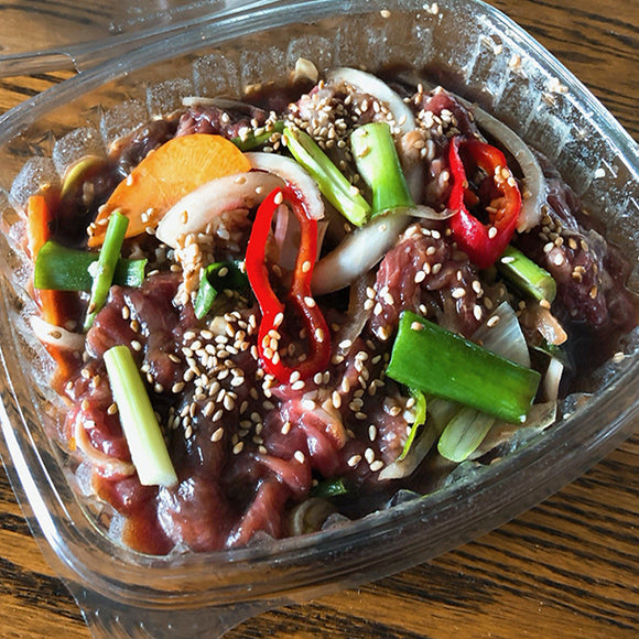 PM5. Bulgogi (Beef) Pack - 1 serving