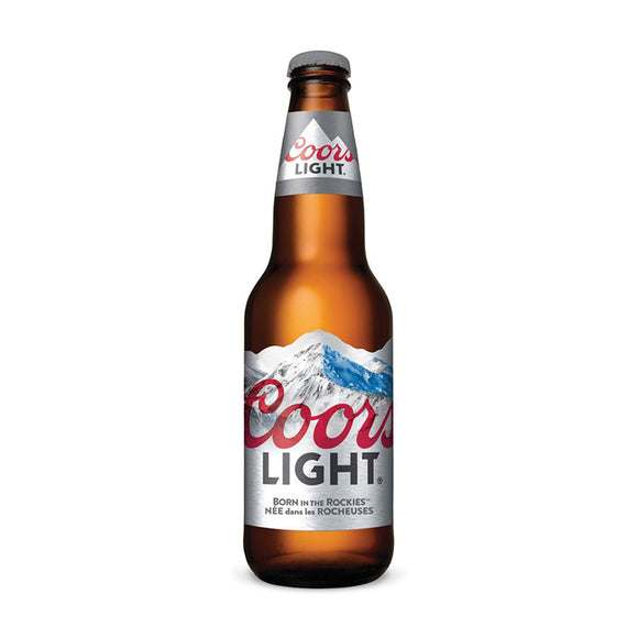 Beer - Coors light