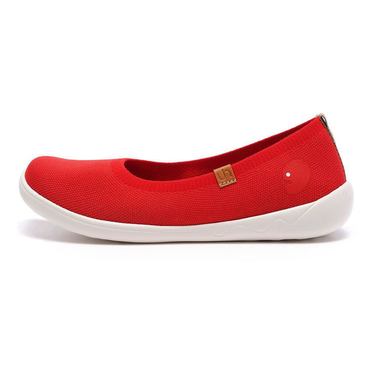 Valencia Knitted Red (Kids)