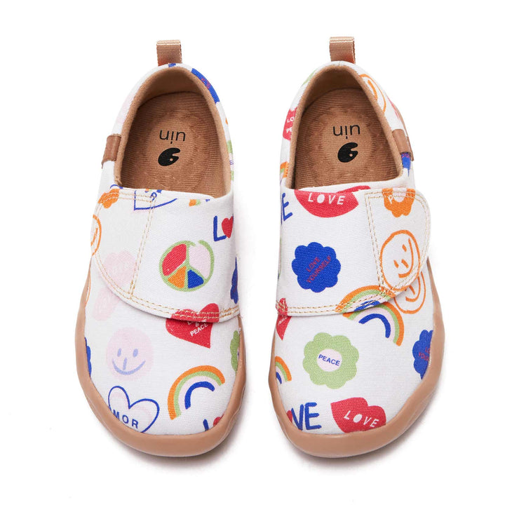 UIN Footwear Kid Amor Kid Canvas loafers