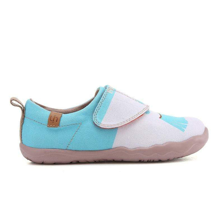 Fun Beach Canvas Loafers for Children Kid UIN Painted Footwear