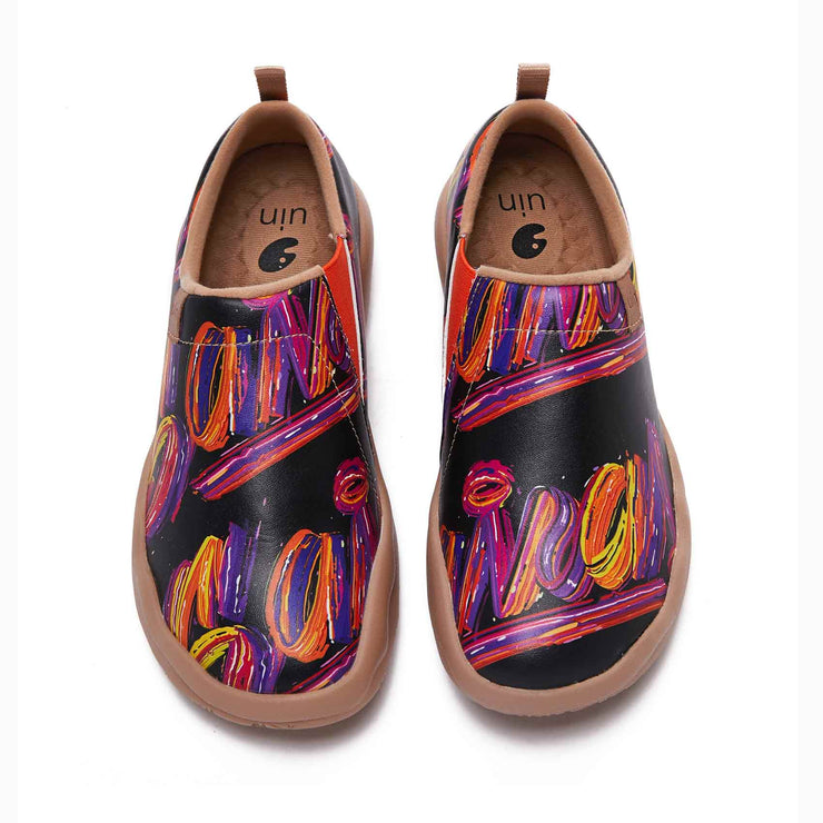UIN Footwear Women Free Street Canvas loafers