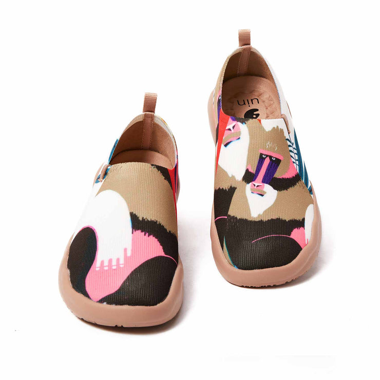 UIN Footwear Women Mandrill Women Canvas loafers