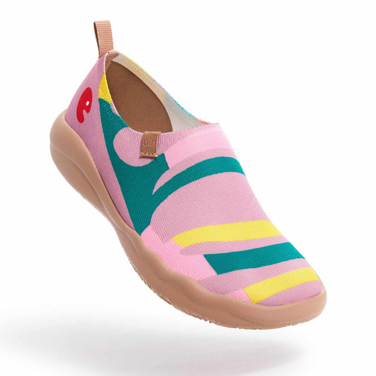 UIN Footwear Women Passionate Sao Paulo Women Canvas loafers