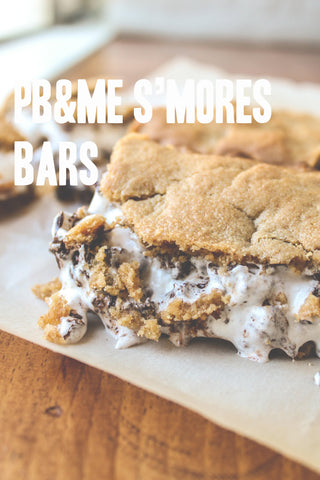 smores, s'mores, peanut butter, pb and me, dessert, recipes, recipe
