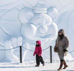 Winterlude in Ottawa