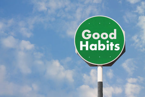 setting good habits