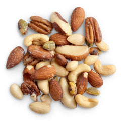 nuts and seeds for fuel