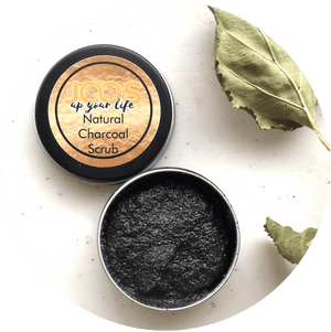 All-Natural Activated Charcoal Scrub - 2oz