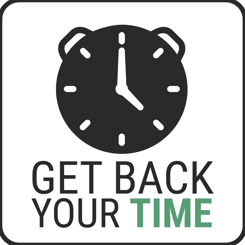 REGAIN YOUR TIME