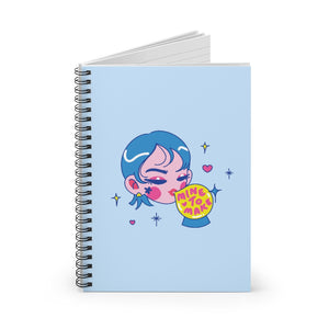 Bubblemaker Notebook