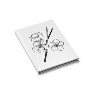 Sakura Hard Cover Journal