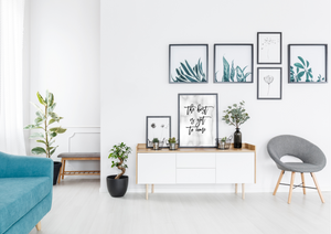 3 Ways to Create the Perfect Gallery Wall