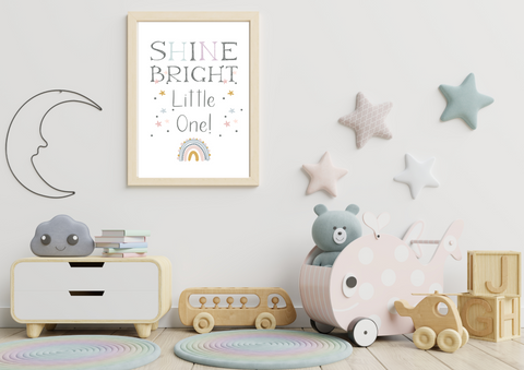 Kind - Kids Decor Print - Auxano Life