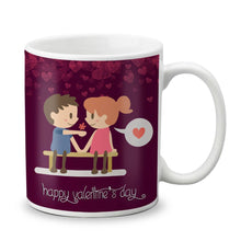 Load image into Gallery viewer, Valentines Gift Teddy Mug and Card - vezzmart