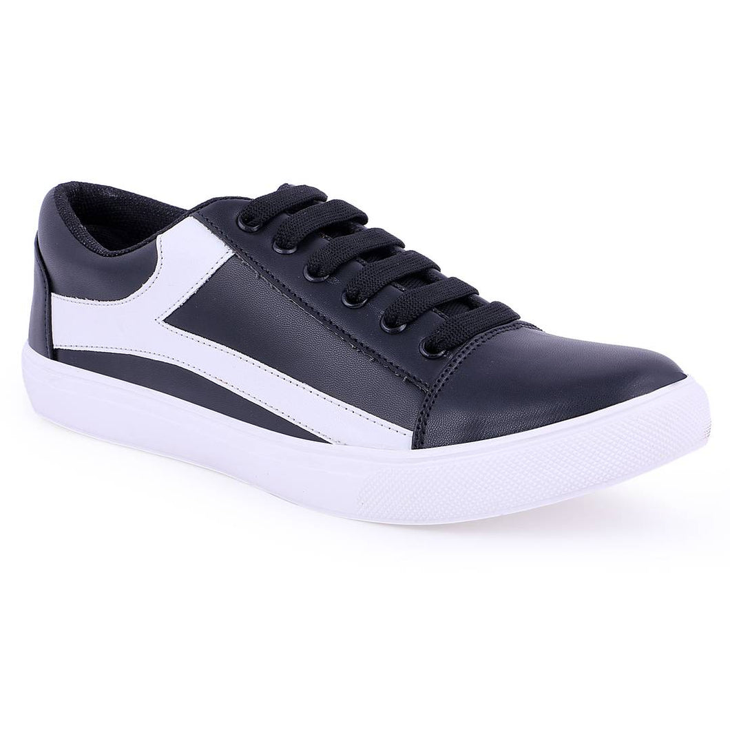 Comfy Black Casual Sneakers Shoes for Men - vezzmart