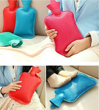 Load image into Gallery viewer, Non Electric Heat Bag Hot Gel Bottle Pouch Massager (Assorted) - 1 Piece - vezzmart