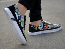 Load image into Gallery viewer, Men's Stylish Multicoloured Printed Casual Sneakers - vezzmart