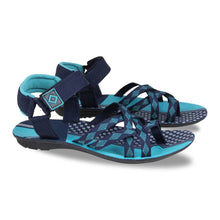 Load image into Gallery viewer, Combo Multicolor Comfy Men's Sandal. Pack of 2 - vezzmart