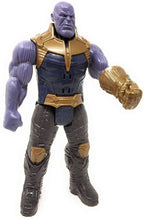 Load image into Gallery viewer, Avengers 7 Inch Super Hero Marvel Action Figure With Movable Hands -  Thanos - vezzmart