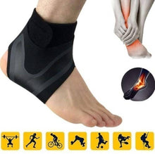 Load image into Gallery viewer, Breathable Neoprene Ankle Support Brace for Pain Relief Recovery, Sports, Injuries and Arthritis - vezzmart