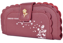 Load image into Gallery viewer, Treditional PU Leather Wallet For Women - vezzmart