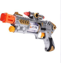 Load image into Gallery viewer, Infrared Beam New Style Laser Sound Gun Guns & Darts  (Multicolor) - vezzmart