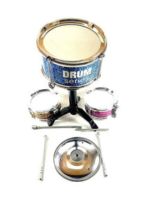 Drum set sound toys for kids - vezzmart