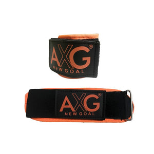 AXG NEW GOAL Weight Lifting Waist & Wrist Support Combo  (Multicolor) Small 28 to 34 Waist - vezzmart