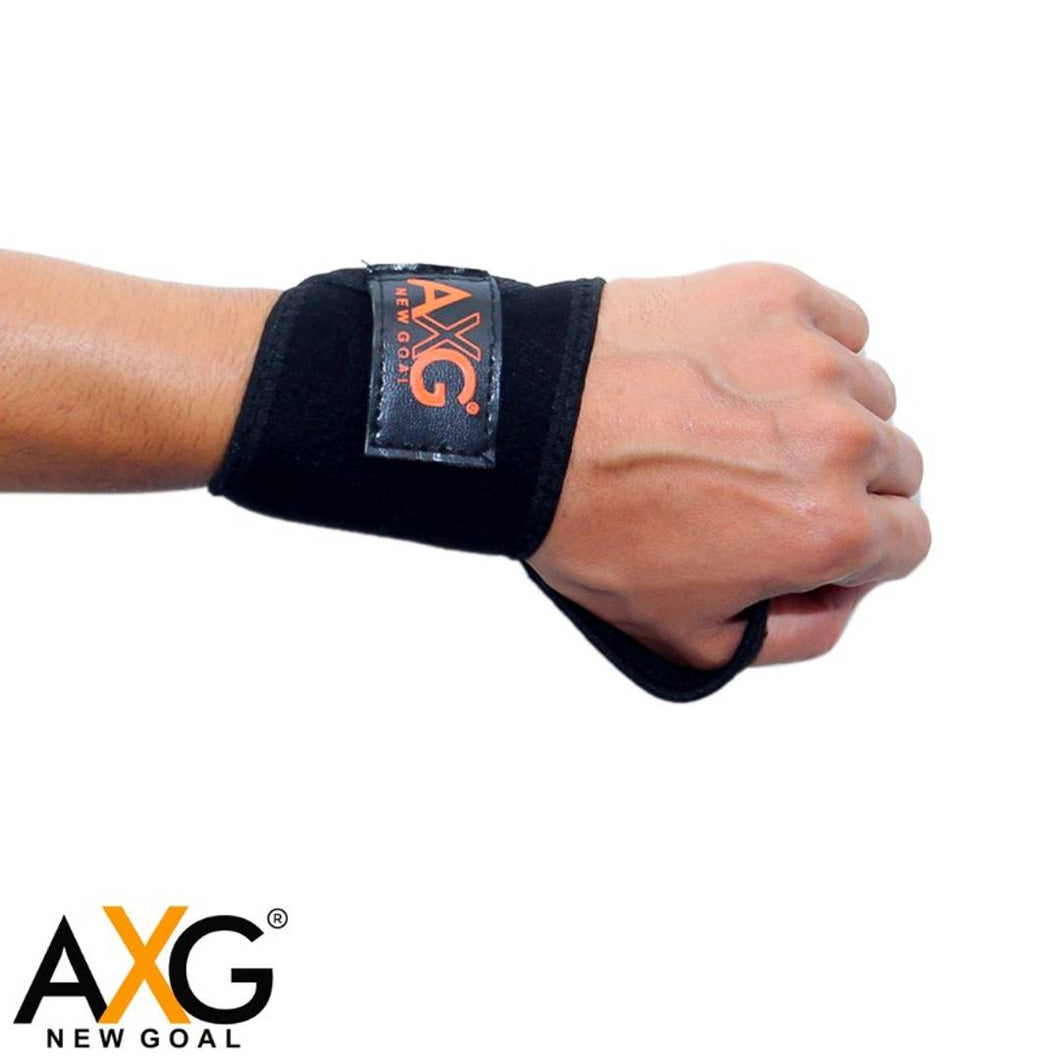 AXG NEW GOAL Sport Soul Power Lifting Straps (1 pc) Wrist Support  (Multicolor) - vezzmart