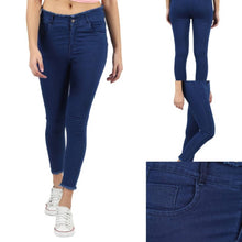Load image into Gallery viewer, Women's Stylish and Trendy Denim Jeans - vezzmart