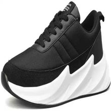 Load image into Gallery viewer, MarcoUno Black Stylish Shoes - vezzmart