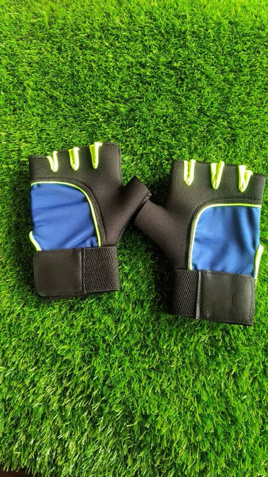 PU Gym Gloves For Exercise - vezzmart