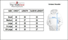 Load image into Gallery viewer, Men's White Cotton Printed Long Sleeves Regular Hoodies - vezzmart