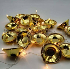Diwali special decorative lights pack of 1 light string - vezzmart