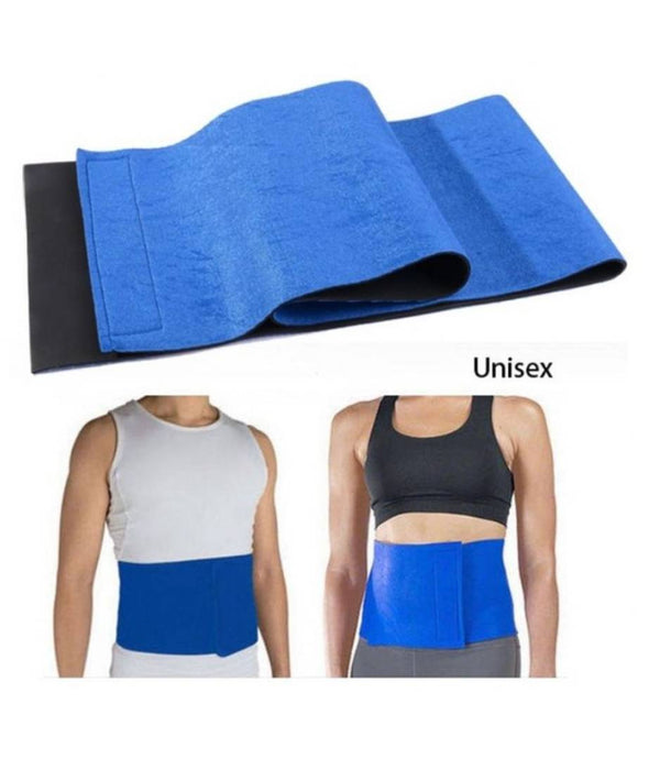 Unisex Body shaping & Slimming Blue Belt - vezzmart