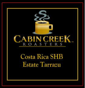 Costa Rica SHB EP Estate Tarrazu
