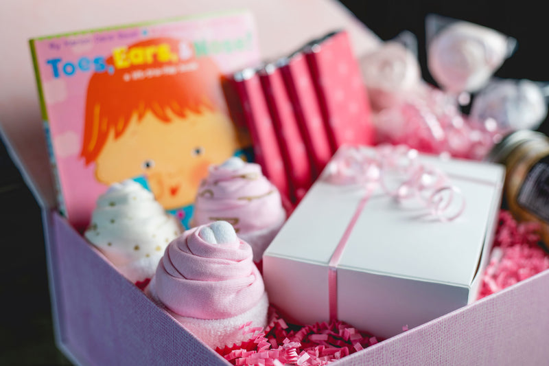 Mama and Baby Box (Girl) (out of stock temporarily) - Panjeribakery