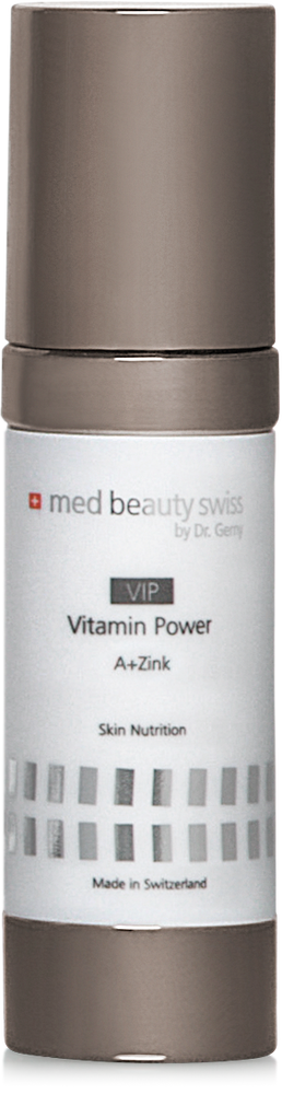 VIP Vitamin Power Skin Nutrition A& Zink 30ml