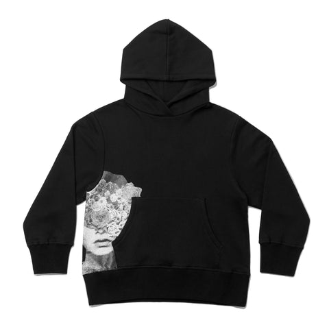 DIRTY THOUGHTS HOODIE - BLACK