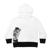 DIRTY THOUGHTS HOODIE - WHITE
