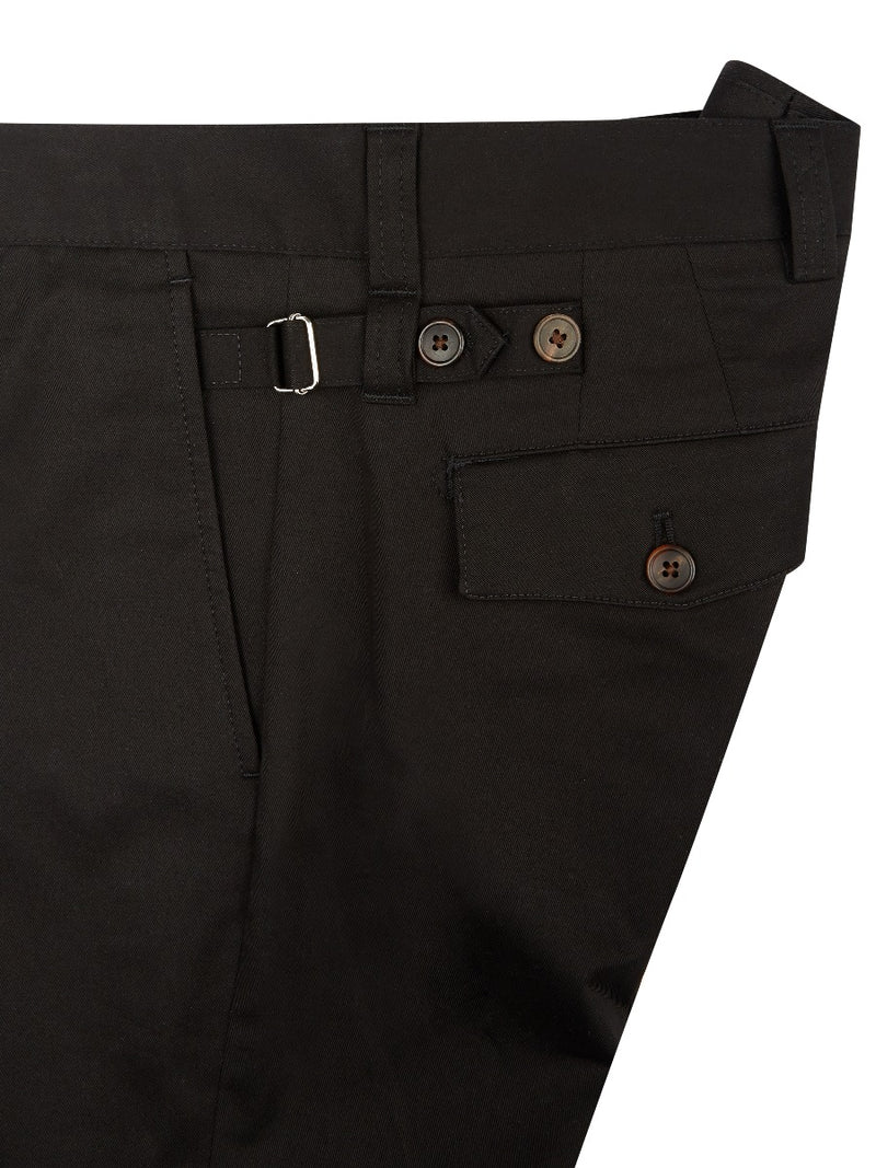 Slim Fit Military Chinos