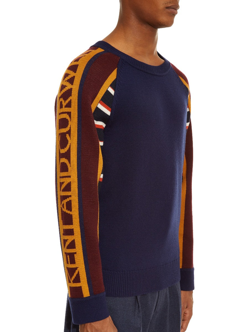 Sports Sleeve Crewneck