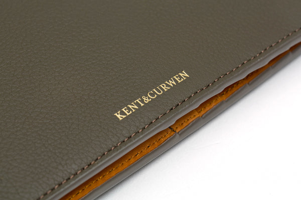 Brown Long Cow Leather Wallet