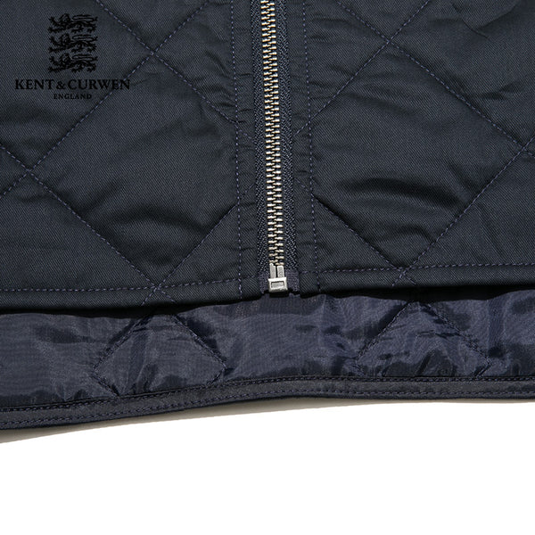 Zip-Up Padded Gilet
