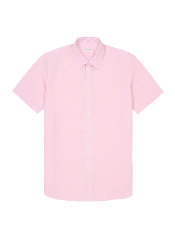 Short Sleeve  Pink Shirt