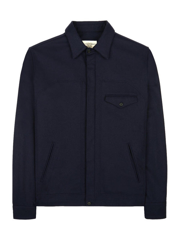 Melton Overshirt