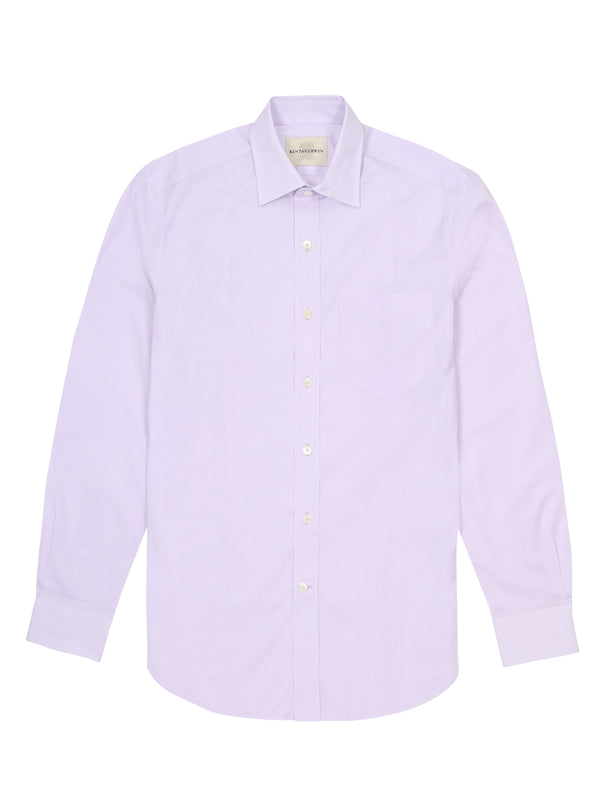 Purple  Shirt with chest pocket