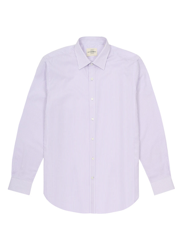 Purple long sleeve Shirt